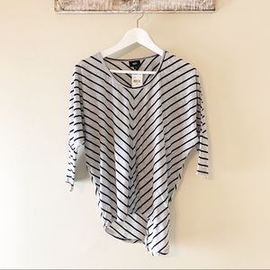 Mossimo asymmetrical top nwt xs/s